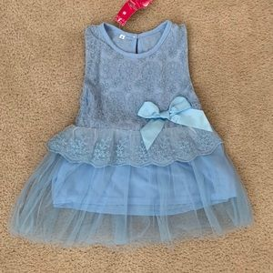 Other - NWT blue lace dress 4